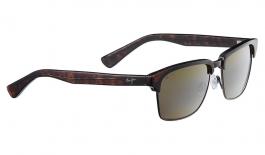 Maui Jim Kawika Sunglasses - Tortoise with Antique Gold / HCL Bronze Polarised