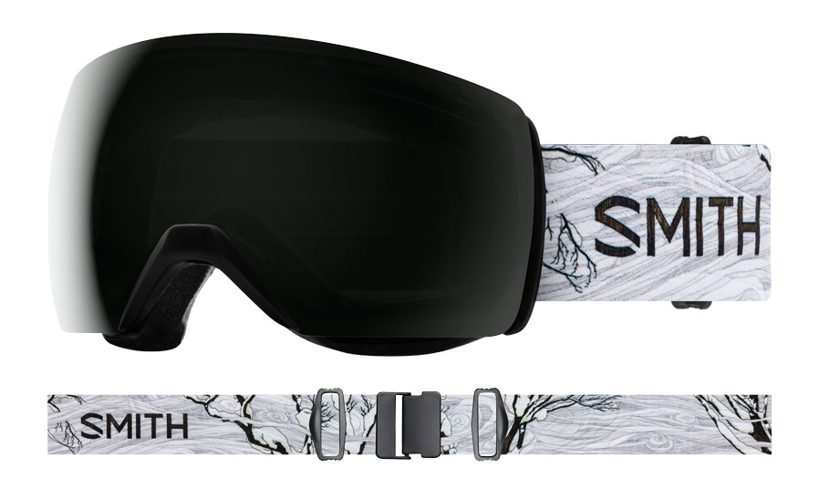 Smith Skyline XL Ski Goggles - Adam Haynes / ChromaPop Sun Black