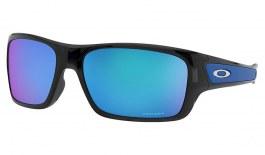 Oakley Turbine XS Sunglasses - Black Ink / Prizm Sapphire