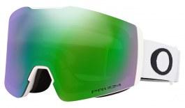 Oakley Fall Line XM Prescription Ski Goggles - Matte White / Prizm Jade Iridium