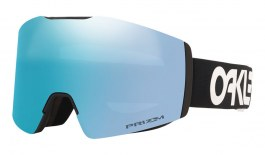 Oakley Fall Line XM Prescription Ski Goggles - Factory Pilot Black / Prizm Sapphire Iridium