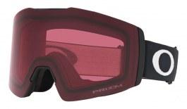 Oakley Fall Line XM Prescription Ski Goggles - Matte Black / Prizm Dark Grey