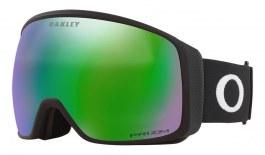 Oakley Flight Tracker XL Ski Goggles - Matte Black / Prizm Jade Iridium