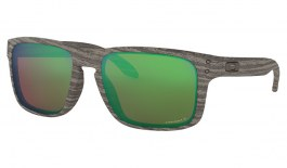 Oakley Holbrook Sunglasses - Woodgrain / Prizm Shallow Water Polarised