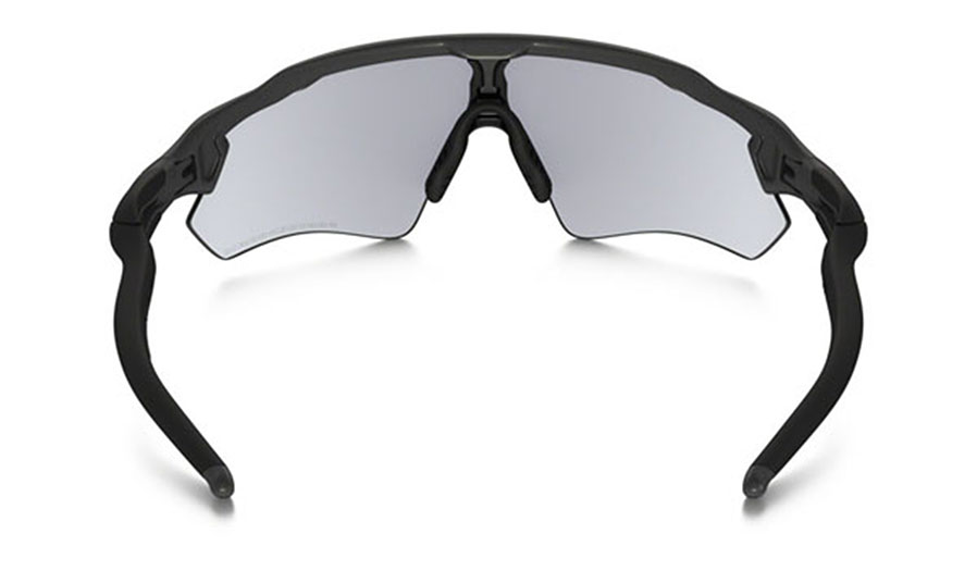 a26dc79e20 1. 2. 3. 4. PrevNext. Oakley Radar EV Path Sunglasses - Steel   Clear Black  Iridium Photochromic