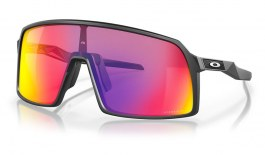 Oakley Sutro Sunglasses - Matte Black / Prizm Road