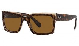 Ray-Ban RB2191 Inverness Sunglasses - Havana / Brown Polarised