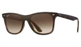 Ray-Ban RB4440N Blaze Wayfarer Sunglasses - Tortoise / Brown Gradient