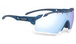 Rudy Project Cutline Sunglasses - Matte Pacific Blue / Multilaser Ice