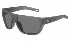 Bolle Vulture Prescription Sunglasses - Matte Crystal Grey