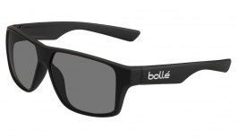 Bolle Brecken Prescription Sunglasses - Matte Black