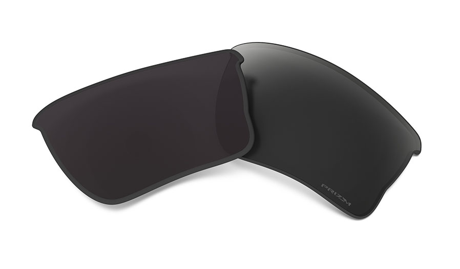 Oakley Quarter Jacket Replacement Lens Kit - Prizm Black Polarised