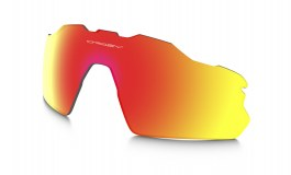 Oakley Radar EV Pitch Replacement Lens Kit - Prizm Ruby Polarised