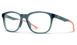 Smith Southside Glasses - Crystal Mediterranean - Essilor Lenses