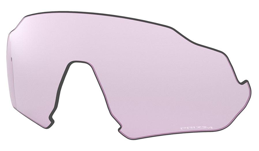 Oakley Flight Jacket Replacement Lens Kit - Prizm Low Light