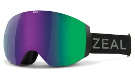 Zeal Portal Ski Goggles - Dark Night / Jade Mirror + Sky Blue Mirror