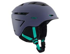 Anon Omega Ski Helmet - Gala Purple