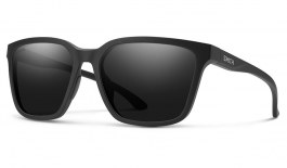 Smith Shoutout Sunglasses - Matte Black / ChromaPop Black Polarised