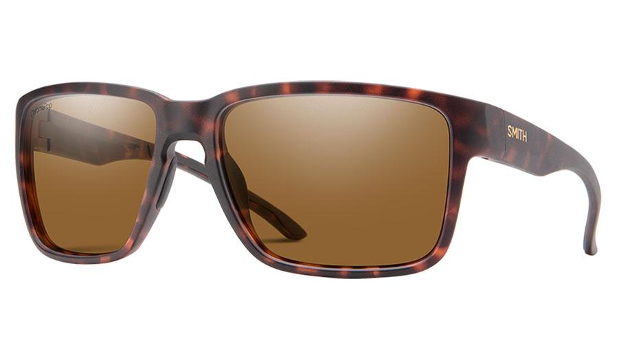 Smith Emerge Sunglasses - Matte Tortoise / ChromaPop Brown Polarised