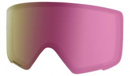 Anon M3 Ski Goggles Replacement Lens - Sonar Pink