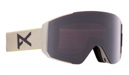 Anon Sync Ski Goggles - Gray / Perceive Sunny Onyx + Perceive Variable Violet