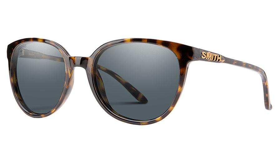 Smith Cheetah Sunglasses - Vintage Tortoise / Grey Polarised