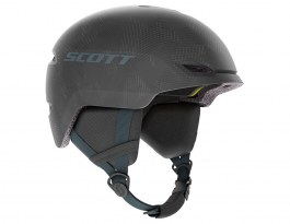 Scott Keeper 2 Plus MIPS Junior Ski Helmet - Dark Grey & Storm Grey