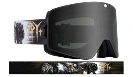 Spy Optic Marauder Ski Goggles - SPY + Damasso Sanchez / HD+ Grey Green with Black Spectra + HD+ Low Light Persimmon Silver Spectra