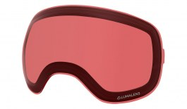 Dragon X2 Ski Goggles Lens - Lumalens Rose