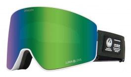 Dragon PXV2 Ski Goggles - Alpine Camo / Lumalens Green Ion + Lumalens Amber