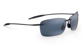 Maui Jim Lighthouse Sunglasses - Gloss Black / Neutral Grey Polarised