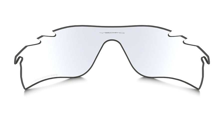 Oakley Radarlock Path Replacement Lens Kit Clear Black