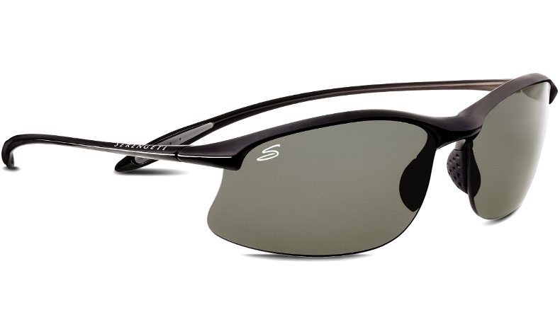 a469781b5d Serengeti Maestrale Sunglasses - Satin Black   CPG Polarised ...