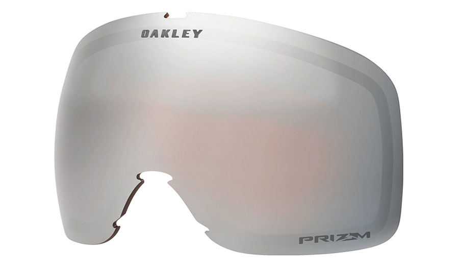 Oakley Flight Tracker XL Ski Goggles Replacement Lens Kit - Prizm Black Iridium