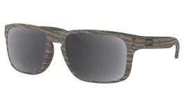 Oakley Holbrook Prescription Sunglasses - Woodgrain