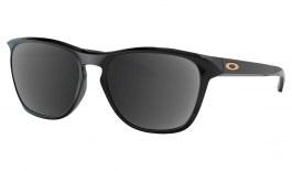 Oakley Manorburn Prescription Sunglasses - Polished Black