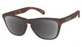 Oakley Frogskins Prescription Sunglasses - Matte Brown Tortoise