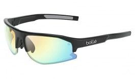 Bolle Bolt 2.0 Sunglasses - Matte Black / Phantom Clear Green Photochromic