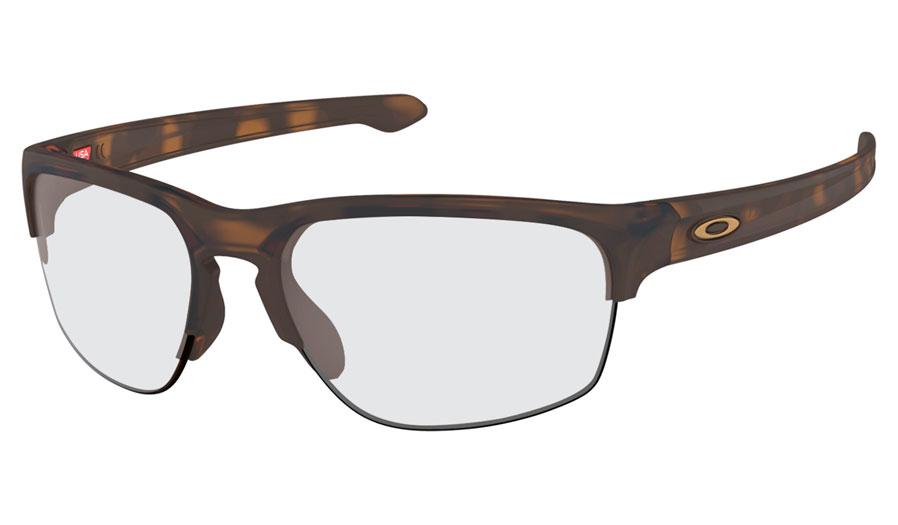 a333ed7a392 Oakley Sliver Edge Prescription Sunglasses. Colour  Matte Brown Tortoise