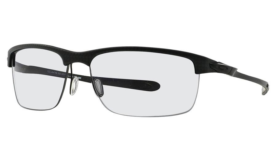 76cf9a32cb Oakley Carbon Blade Prescription Sunglasses. Colour  Matte Carbon (Satin  Black ...