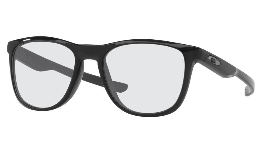 1584aa6a06 Oakley Trillbe X Prescription Sunglasses. Colour  Polished Black Ink (Violet  ...
