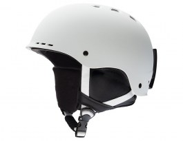 Smith Holt Ski Helmet - Matte White