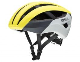 Smith Network MIPS Road Bike Helmet - Matte Neon Yellow Glow