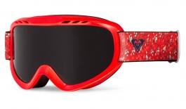 Roxy Sweet Ski Goggles - Neon Grapefruit Foxes / Vermillon