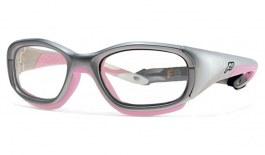 Rec Specs Slam Prescription Glasses - Silver & Pink