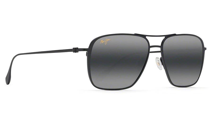 Maui Jim Beaches Prescription Sunglasses - Matte Black