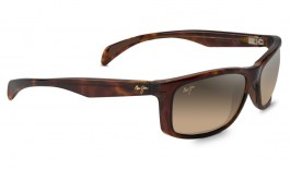 Maui Jim Puhi Sunglasses - Tortoise / HCL Bronze Polarised