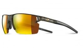 Julbo Outline Sunglasses - Translucent Khaki & Dark Grey / Spectron 3 CF Gold