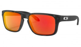 Oakley Holbrook XS Sunglasses - Matte Black Camo / Prizm Ruby