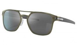 Oakley Latch Alpha Sunglasses - Marc Marquez Signature Series Satin Olive / Prizm Black